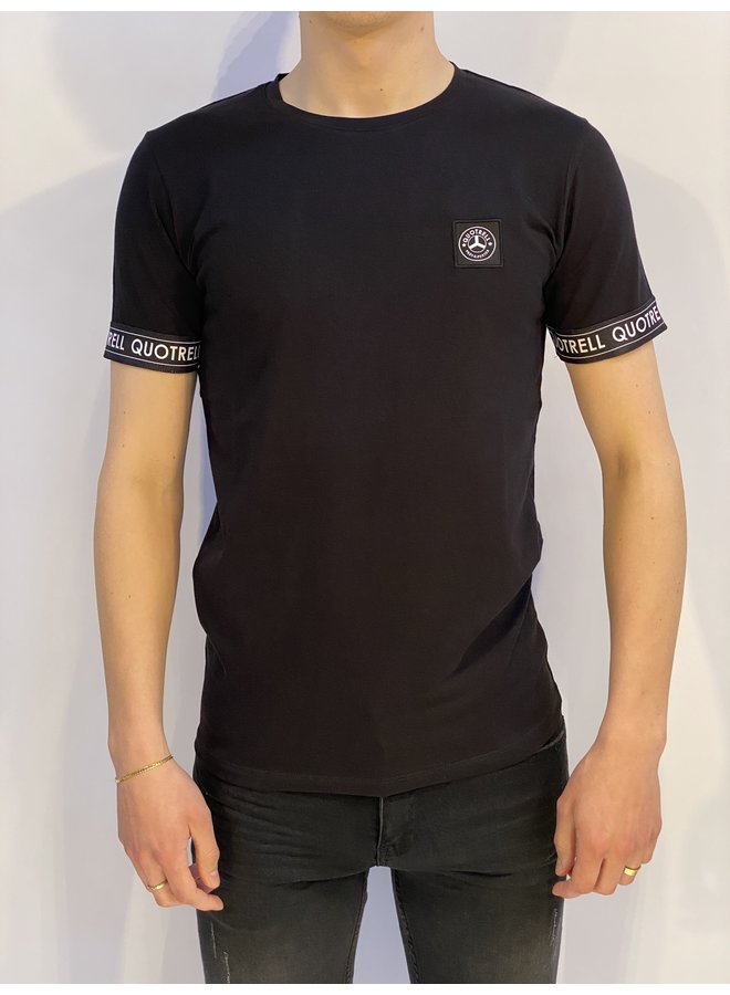 California T-shirt Black