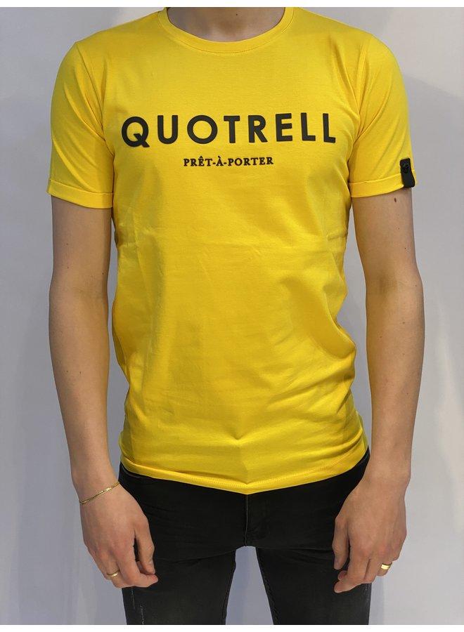 Basic T-Shirt Yellow