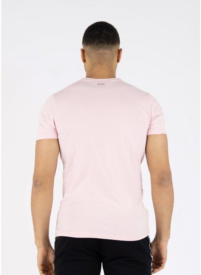 Signature t-shirt Light Pink