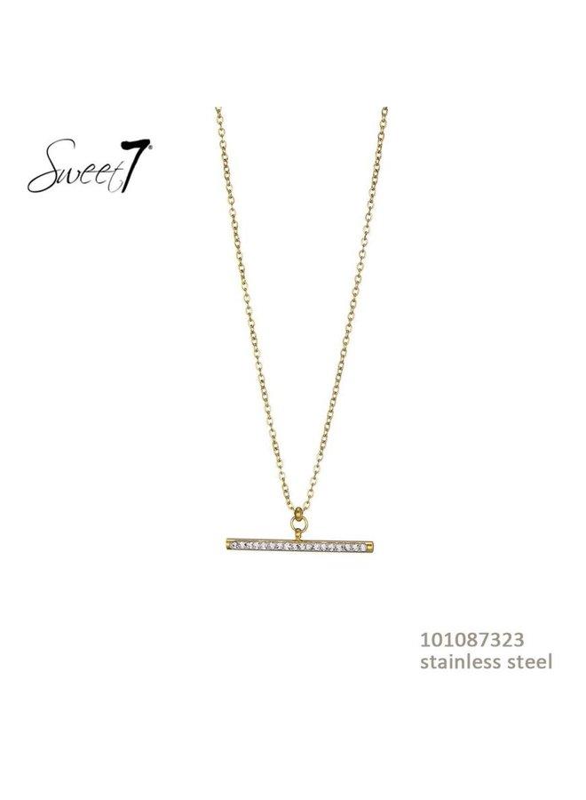 Sweet 7 Fine Necklace