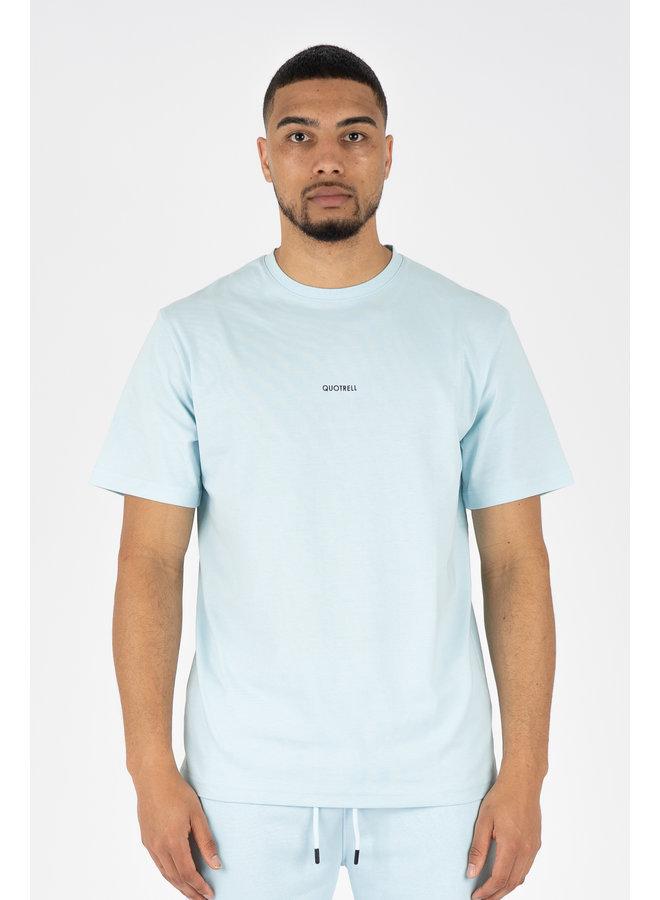 Fusa T-Shirt Light Blue
