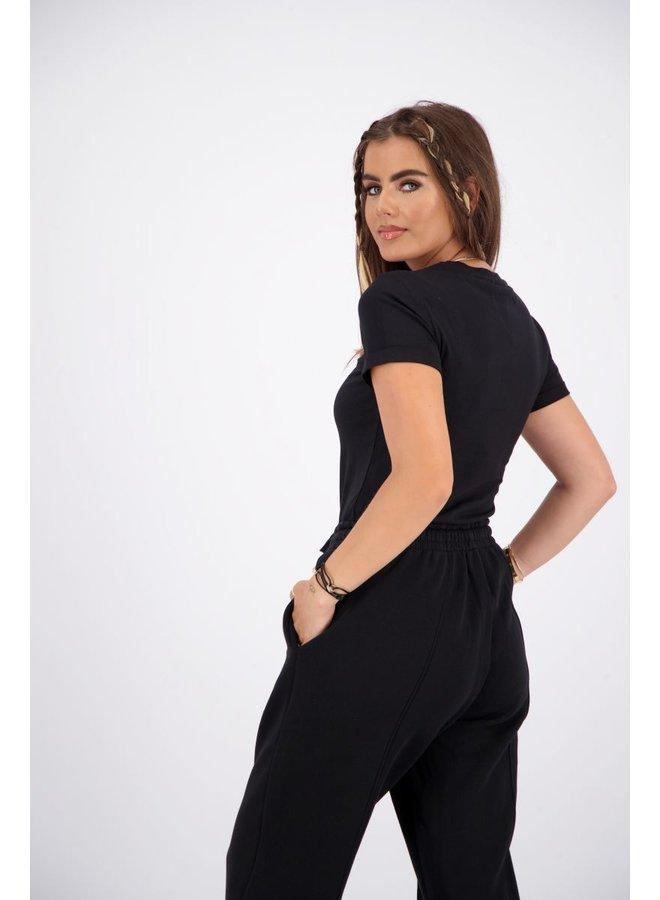 Shirt Slim-Fit Black