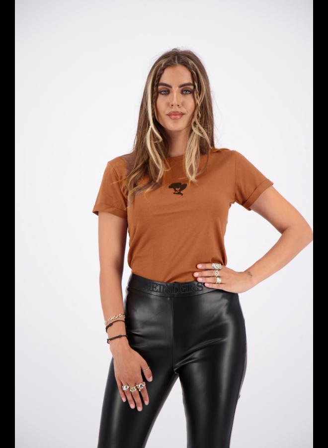 Tshirt Slim-Fit Almond