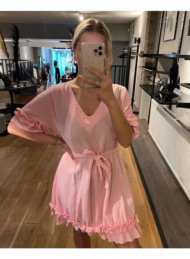 Dress Vivia Pink