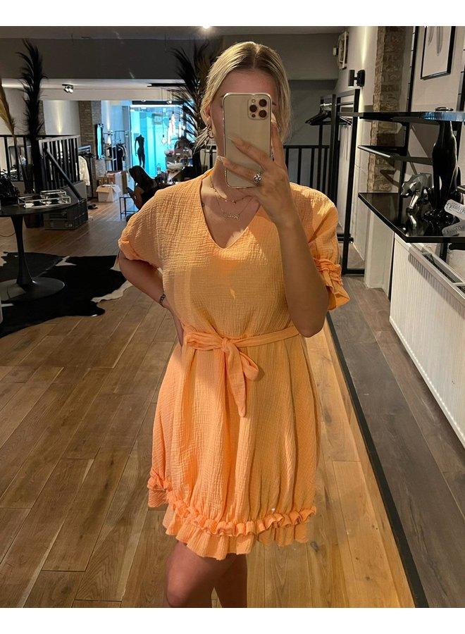 Dress Vivia Orange