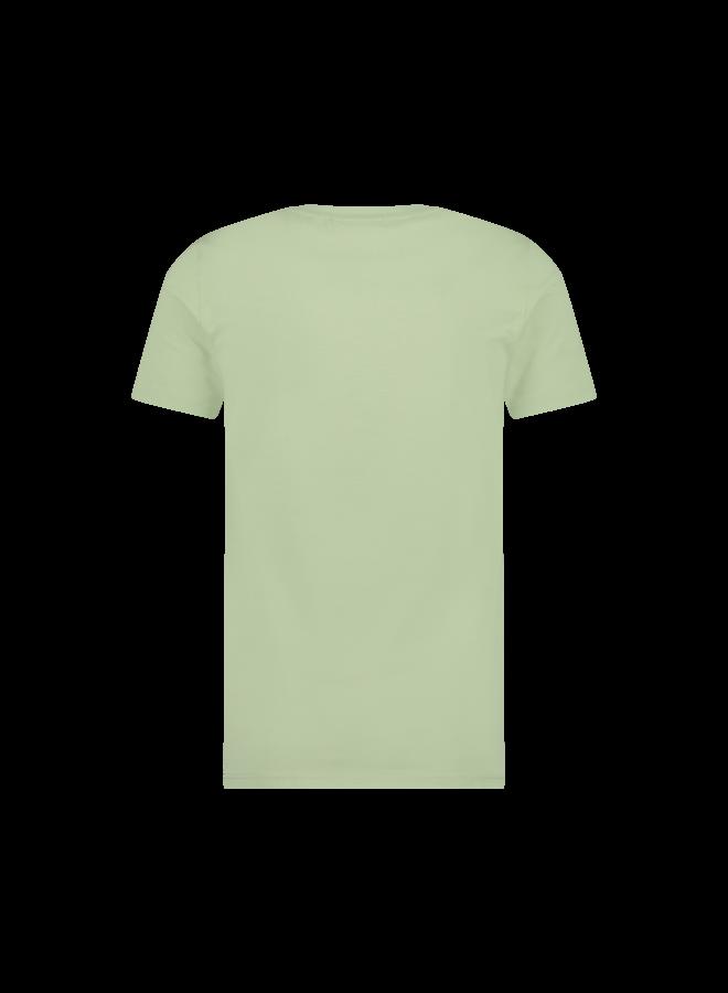 Essentials T-Shirt Sage Green