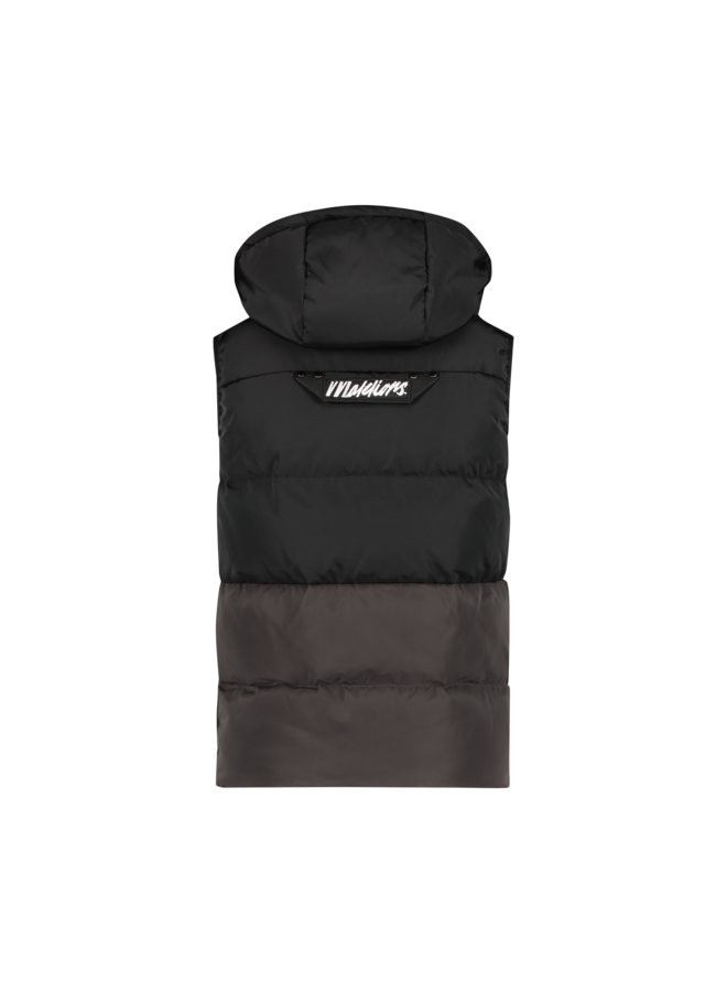 Pocket Bodywarmer Antra/Black