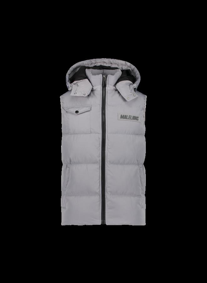 Pocket Bodywarmer Light Grey