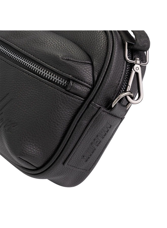 Void Messenger Bag Black
