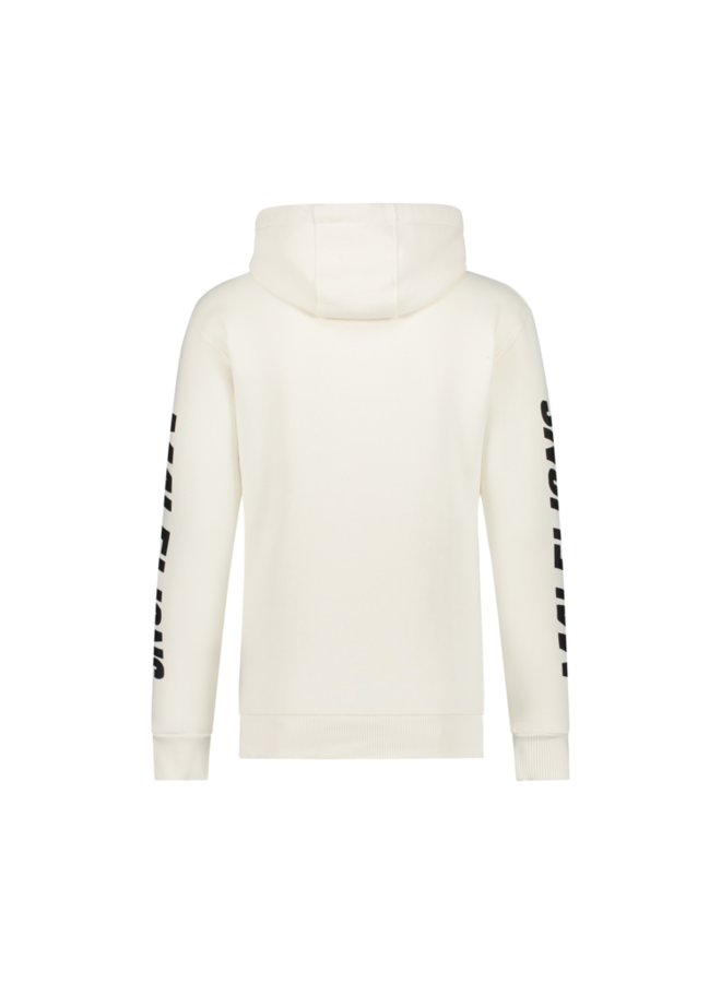 Lective Hoodie White/Off White