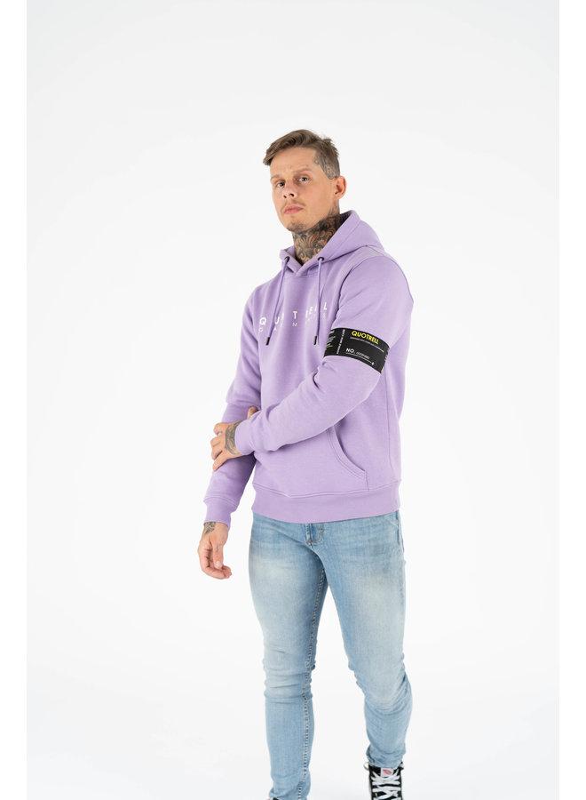 Aruba Hoodie Purple