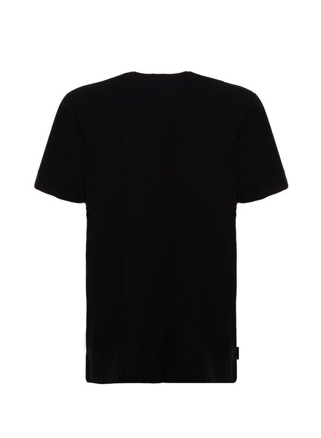 T-Shirt Kiss Black