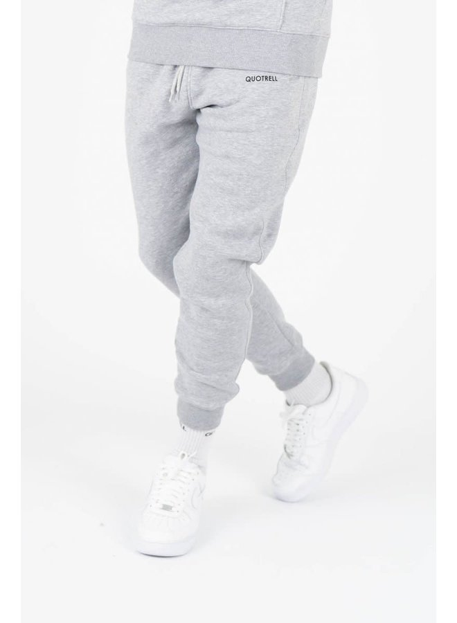 Cabrera Pants Grey Melange