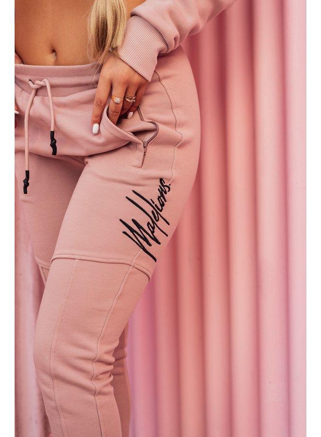 Malelions Women Multi Trackpants Mauve