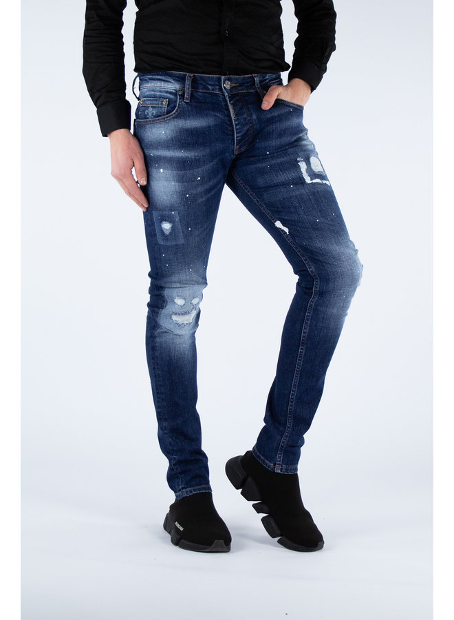 Ernest Jeans Blue