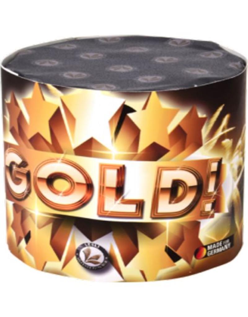 Lesli Feuerwerk  Gold von Lesli