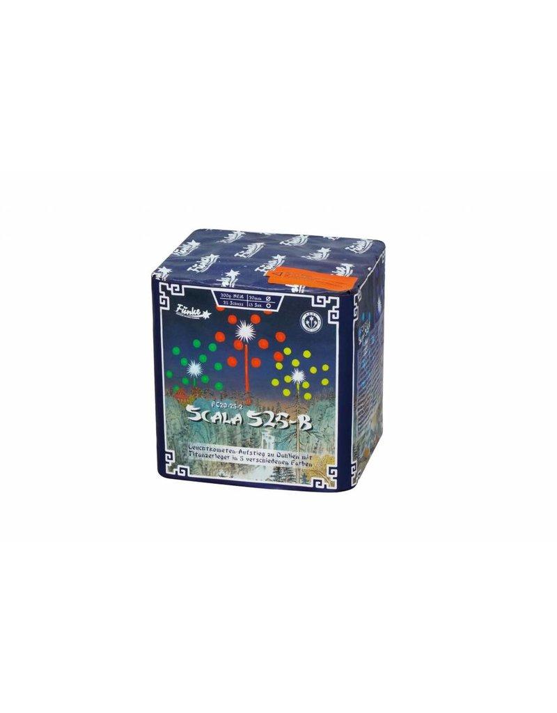 Funke Feuerwerk Scala S25 B von Funke