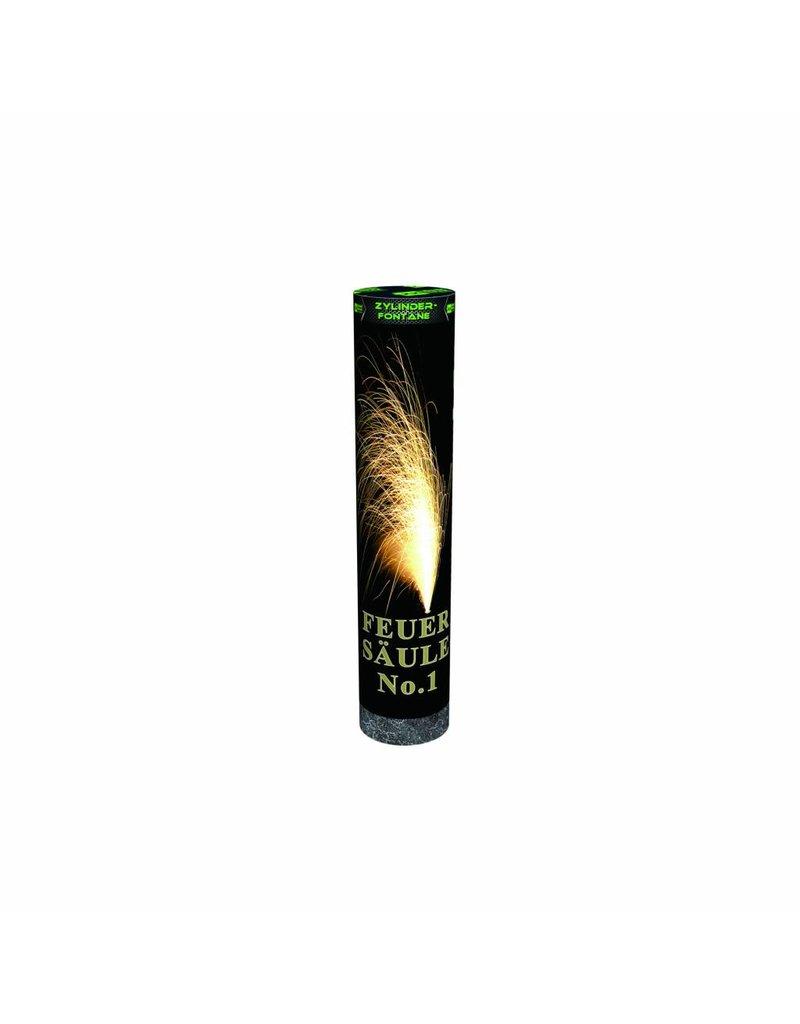 Blackboxx Fireworks Feuersäule Nr 1 von Blackboxx