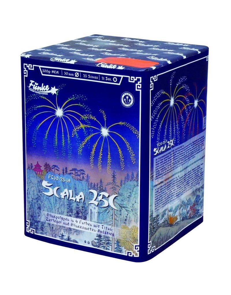 Funke Feuerwerk Scala 25C von Funke
