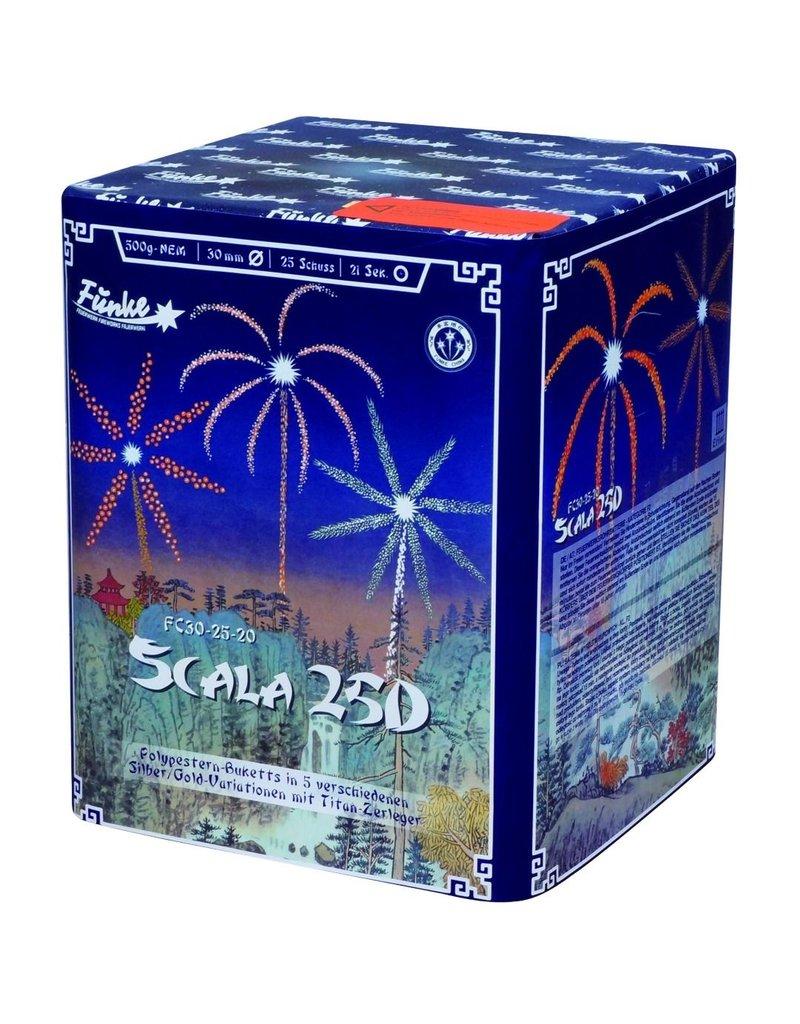 Funke Feuerwerk Scala 25 D von Funke