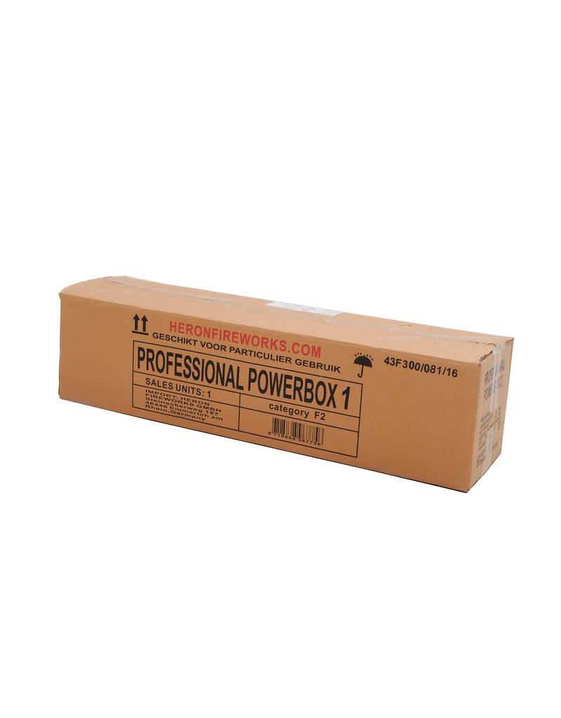 Heron Feuerwerk Professional Powerbox 1 von Heron