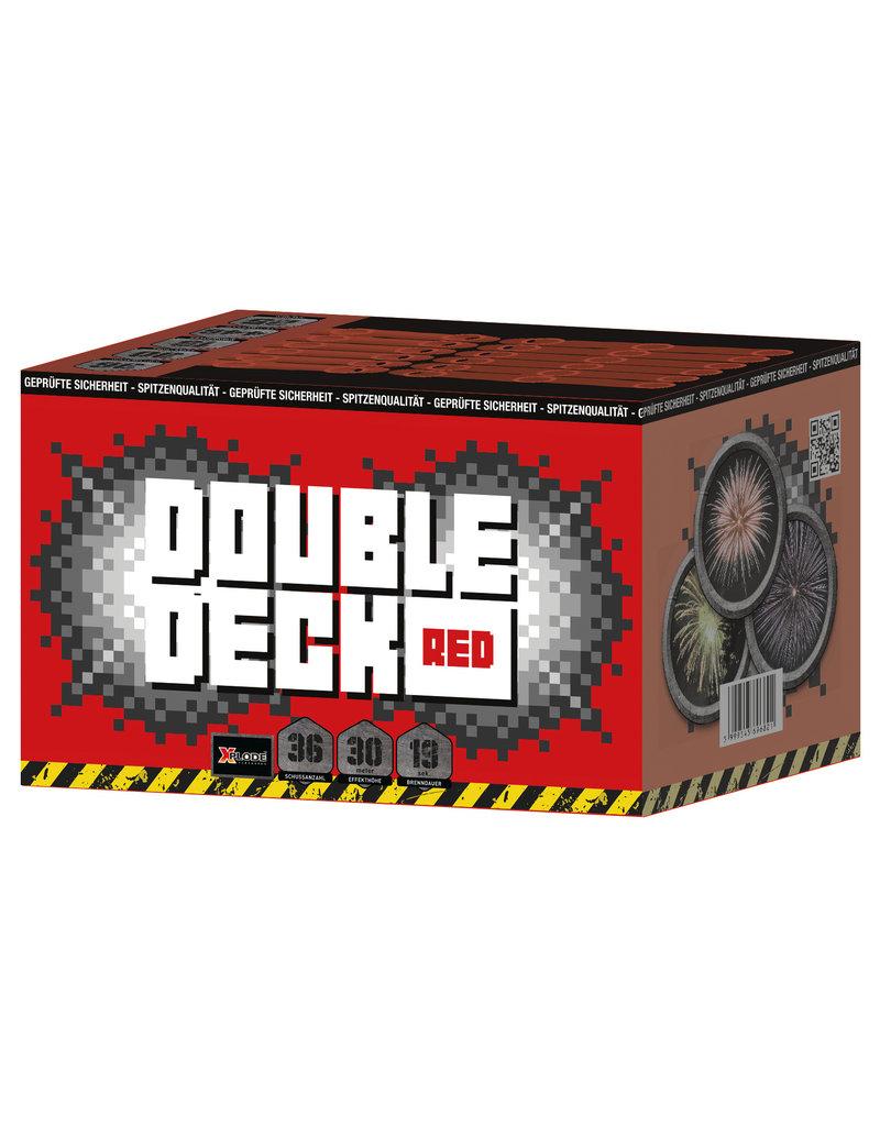 XPlode Double Deck RED, von XPlode