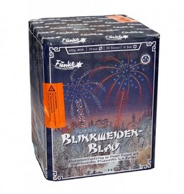 Funke Feuerwerk Funke Blinkweiden-Blau