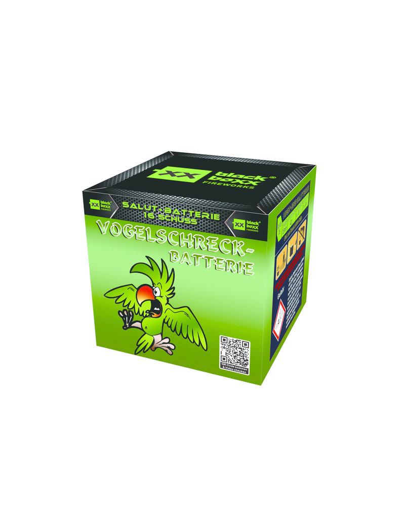 Blackboxx Fireworks Vogelschreck-Batterie