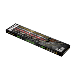 Blackboxx Fireworks Schweifkometen-Powerpack 5er Sortiment