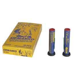 Iskara Line Siemanko   Single Shot Titan Salut 10 Stk von Iskra/Funke