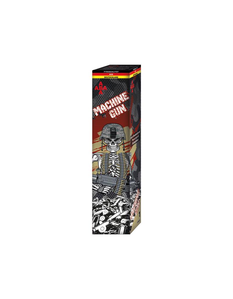 ABA Pyrotechnik Feuertopf Machine Gun von ABA Pyrotechnik