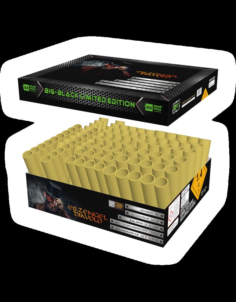 Blackboxx Fireworks Erzengel Diavolo von Blackboxx Feuerwerk