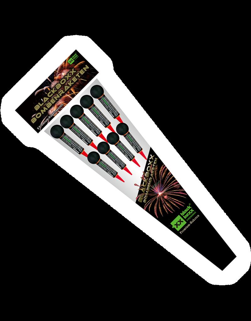 Blackboxx Fireworks Bombenraketen von Blackboxx Feuerwerk