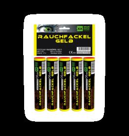 Blackboxx Fireworks Rauchfackel gelb  von Blackboxx Feuerwerk