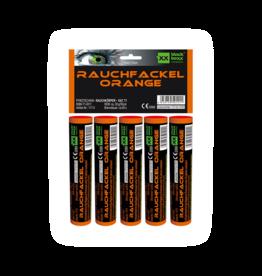 Blackboxx Fireworks Rauchfackel orange  von Blackboxx Feuerwerk