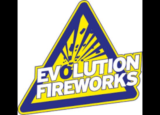 Evolution Feuerwerk