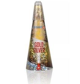 Bugano  Schweizer Vulkan Gold Silver