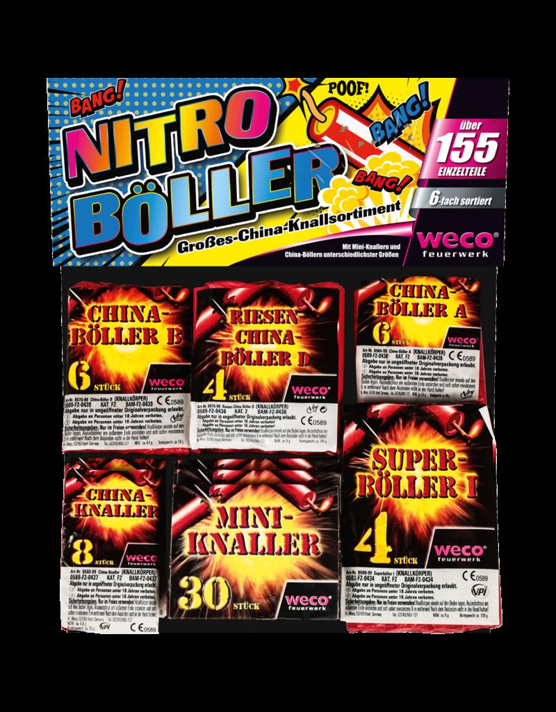 Weco Feuerwerk Nitro Böller von Weco Feuerwerk