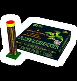 Blackboxx Fireworks Vogelschreck, Doppelschlag (6er Schtl.)