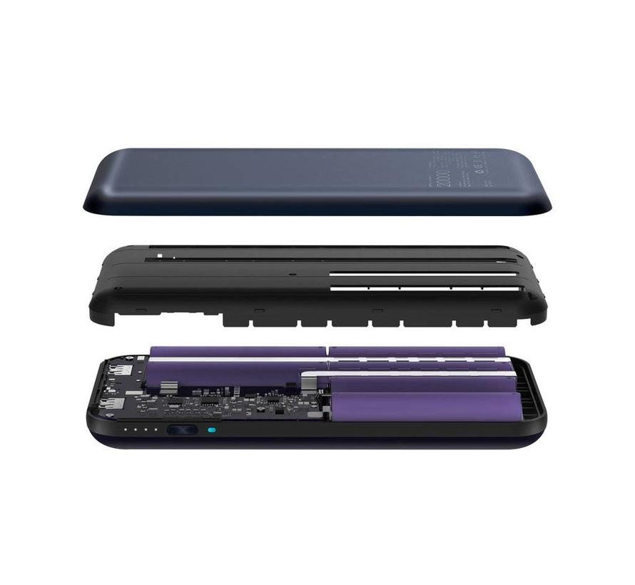 Movadi ZM20 20.000 mAh USB-C PD