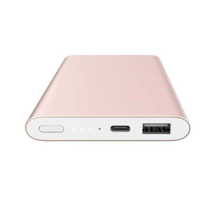 Xiaomi  Powerbank 10.000 mAh Pro Rose Gold