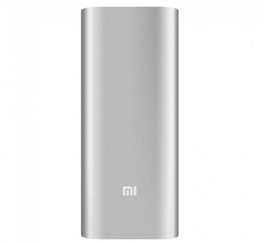 Xiaomi  Powerbank 16.000 mAh Zilver