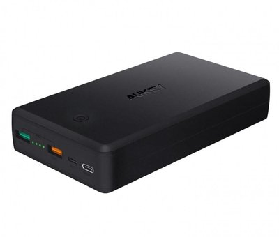 Aukey Aukey Powerbank PB-Y7 30.000 mAh USB-C Power Delivery