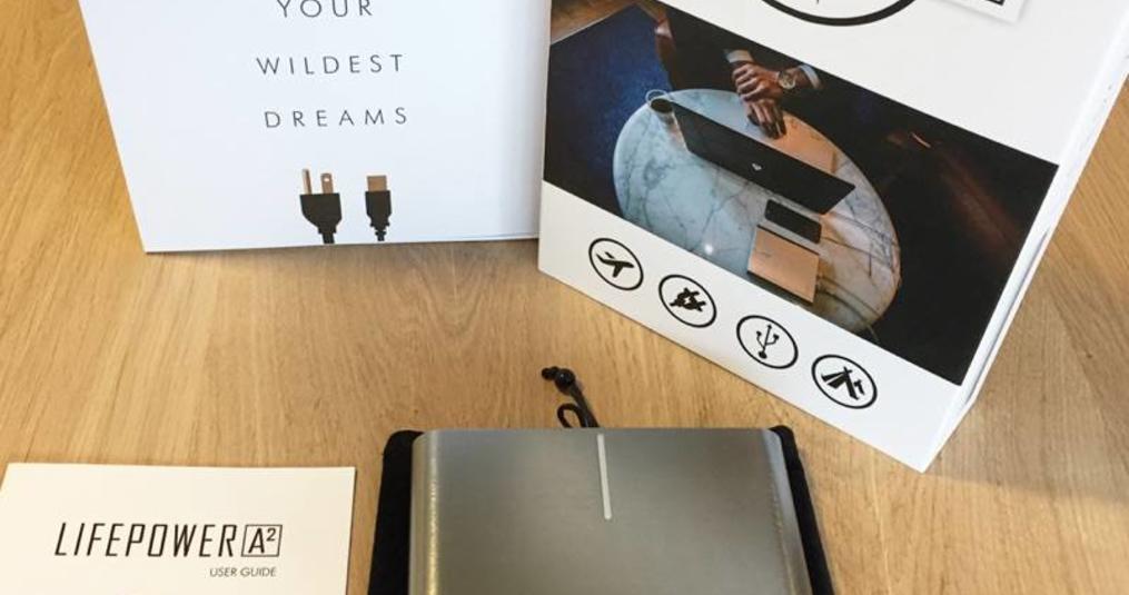 Powerbank Voor Laptop Winnen - Overal Aan De Slag