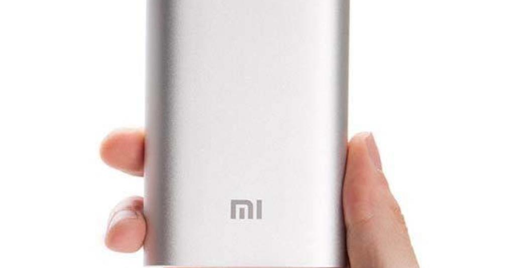 Xiaomi Mi Powerbank 10000 mAh als Beste Getest!