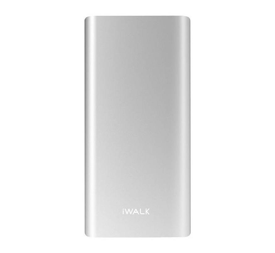 iWalk Chic Powerbank 10.000 mAh Zilver