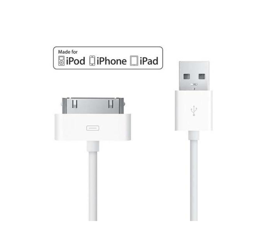 30-pin Dock USB kabel 1 Meter