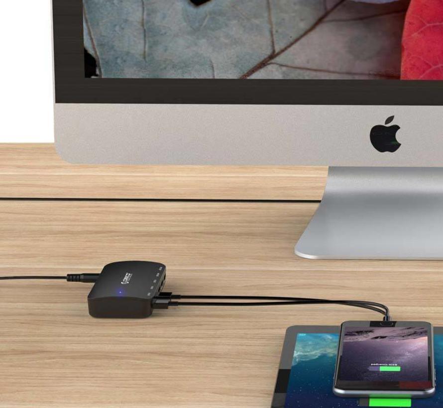 Orico CSL-5U 5-Poort USB Multi Lader