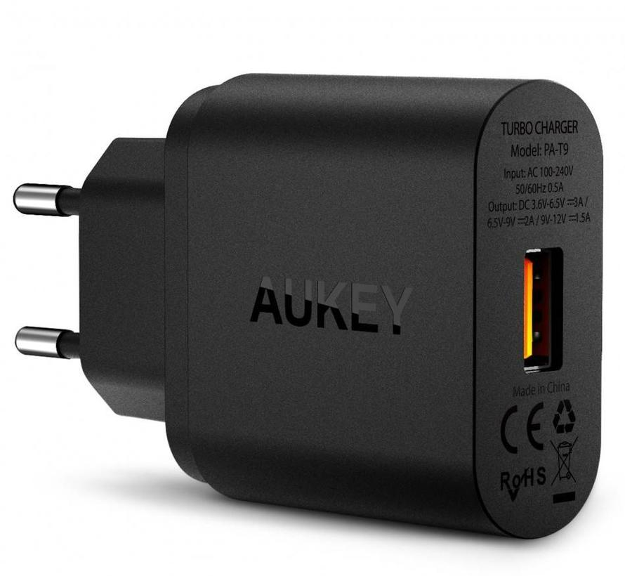 Aukey PA-T9 1-Poort USB Lader