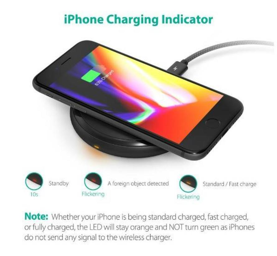 RAVPower Wireless Qi charging pad
